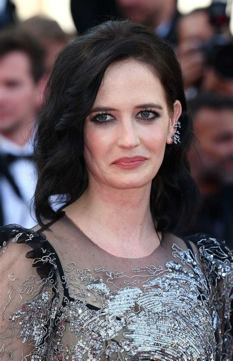 Eva Green at the Based on a True Story Premiere During the