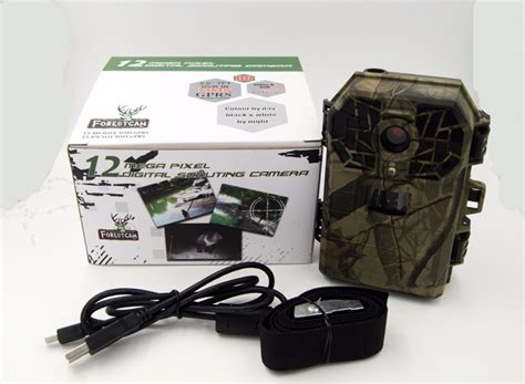 Digital Trail Hunting Camera With Fcc Ce Rohs Game Trail