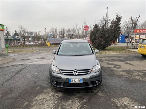 Volkswagen Golf PLUS Cross1