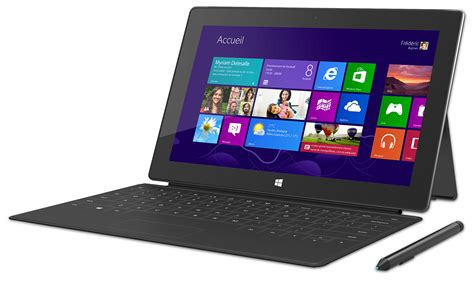 Surface Pro : la tablette Windows 8 baisse aussi