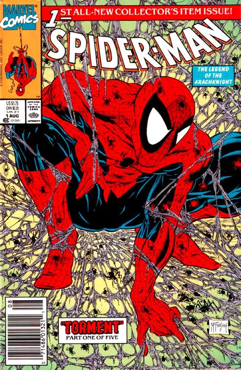 The Definitive Spider-Man Collecting Guide and Reading