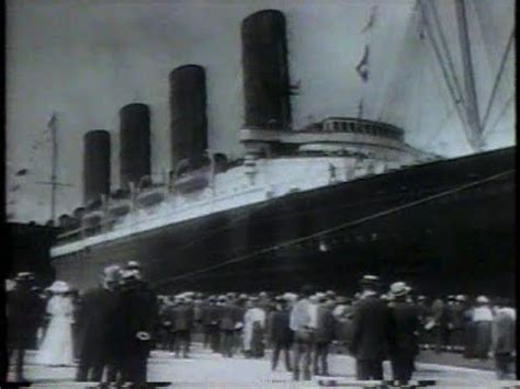 The Sinking of the Lusitania - YouTube