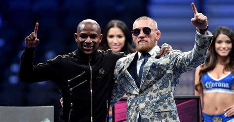 How much money did Mayweather and McGregor really make