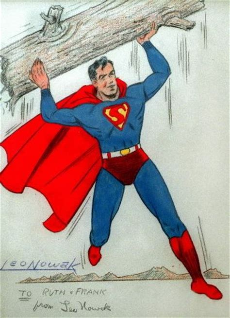 Remembering Superman artist Leo Nowak | cleveland