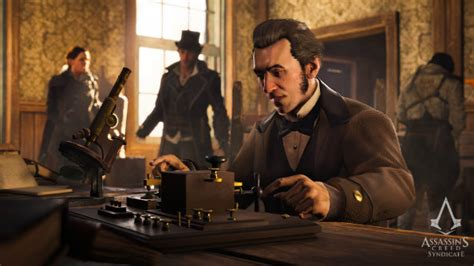 Sequence 5 - Breaking News: Assassin's Creed Syndicate