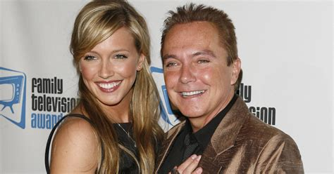 David Cassidy's Daughter Katie Gets Married One Year After