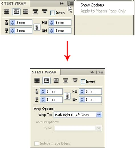 Quick Tip: Working with Text Wrap and Fit Content Options