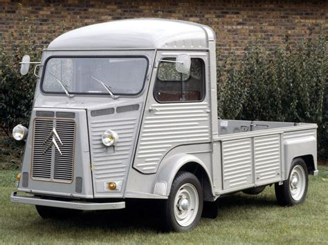 Citroen HY Pickup 1947-1981