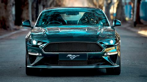 Ford Mustang Bullitt 2019 4K 3 Wallpaper | HD Car