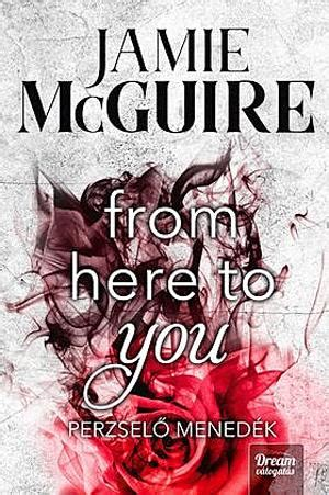 Jamie McGuire: From Here to You - Perzselő menedék