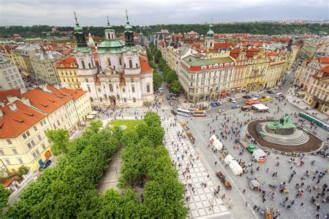 Old Town Square, Prague | Most Beautiful Places in the World