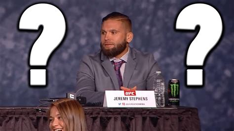 Who the fuck is that guy?! - UFC 205 Press Conference