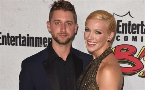 Arrow Actress Katie Cassidy Married to Fiance Turned