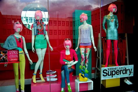 Galway - Colourful Store Window Display © Joseph