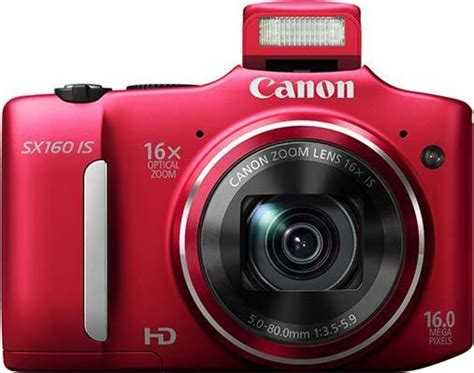 Canon PowerShot SX160 IS Review | Photography Blog