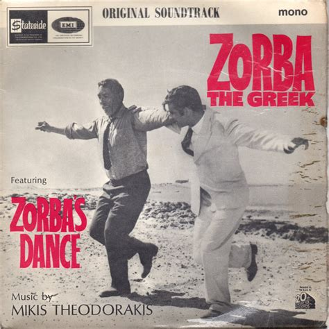 Mikis Theodorakis - Zorba The Greek - Original Soundtrack