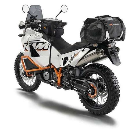 2013 KTM 990 Adventure Baja Edition | motorcycle review