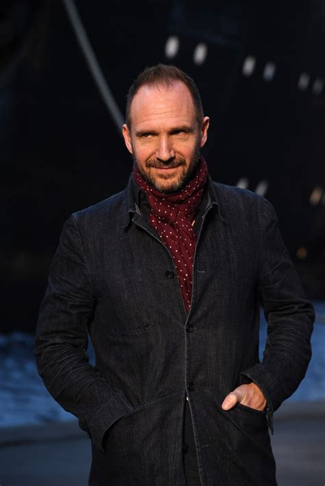 Ralph Fiennes - Ralph Fiennes Photos - Chanel Cruise 2018