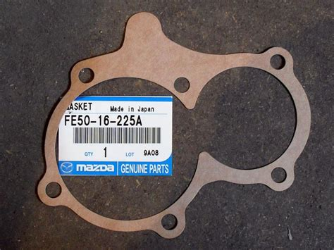 Gasket gearbox front cover genuine Mazda MX-5 5-speed