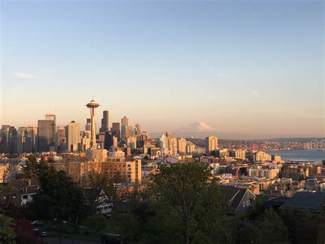 Weather Seattle in April 2020: Temperature & Climate