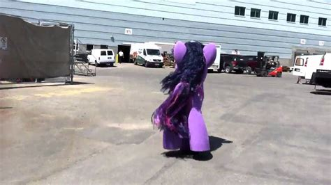 Twilight Sparkle excited to be at Calgary Stampede - YouTube