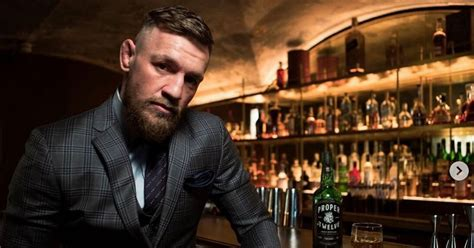 Tesco are limiting customers to just two bottles of Conor