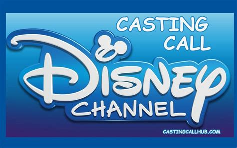 Disney Channel TV Show Auditions for 2019