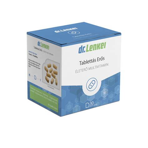 Strong Vitality Multivitamin Tablets - Dr