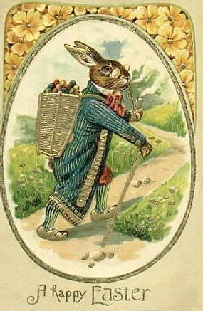 Peter Rabbit's Egg Delivery service | Ostern, Ostern