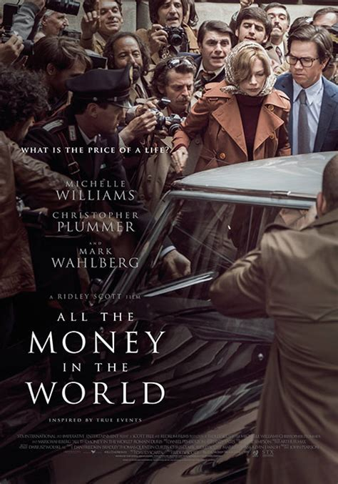 All the Money in the World | Now Showing | Book Tickets