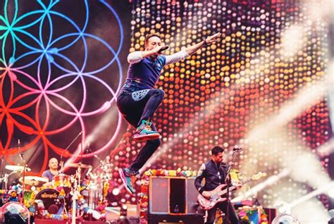 Coldplay - A Head Full of Dreams Tour - Levi's® Stadium