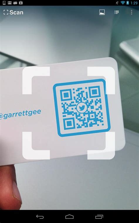 QR Code Reader for Android - APK Download