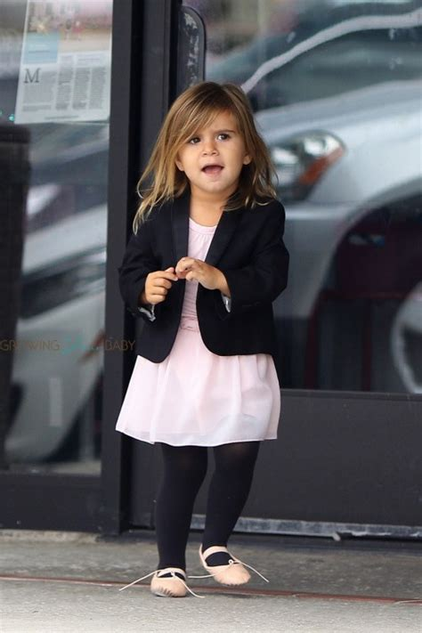 How old is Kourtney Kardashian and Scott Disick's daughter