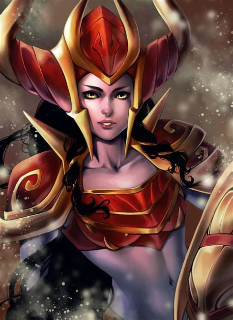 Shyvana Fan Art League Of Legends Fan-Art | Art-of-LoL