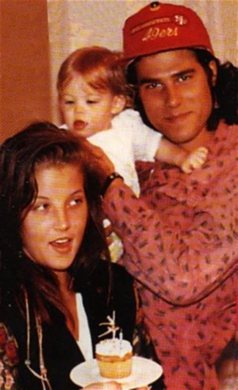 -Lisa Marie, and her children