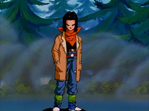 Android 17 (Dragon Ball FighterZ)