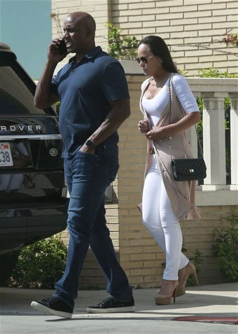 Barry Bonds and Girlfriend Be Shopping ⋆ Terez Owens : #1