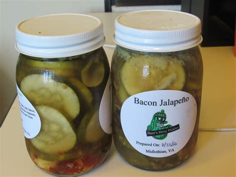Pickles that pack a punch: Matt's Dirty Pickles are