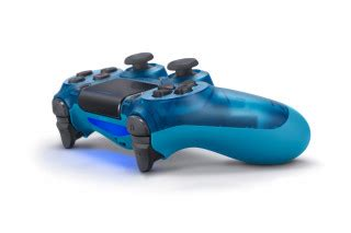 PlayStation 4 (PS4) Dualshock 4 Kontroller (Blue Crystal